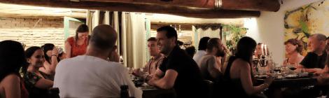 Cenas en casas de particulares: otras formas de colaborar