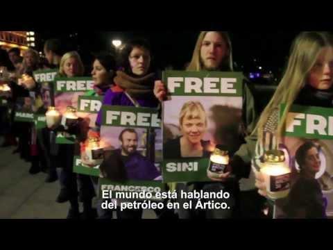 Las cartas de los 30 detenidos en Rusia