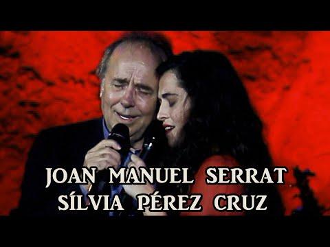 Joan Manuel #Serrat y #SílviaPérezCruz, Plany al Mar (subtitulada)