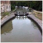 Otra esclusa, Canal du midi.