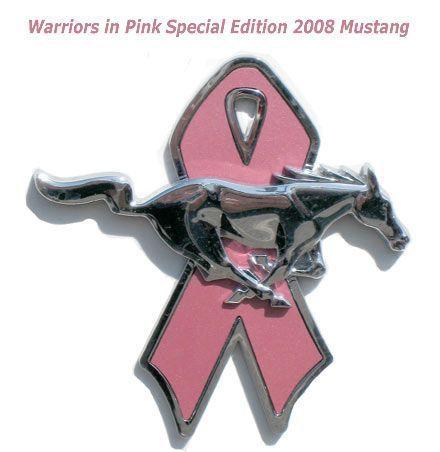 warriors-in-pink-mustang