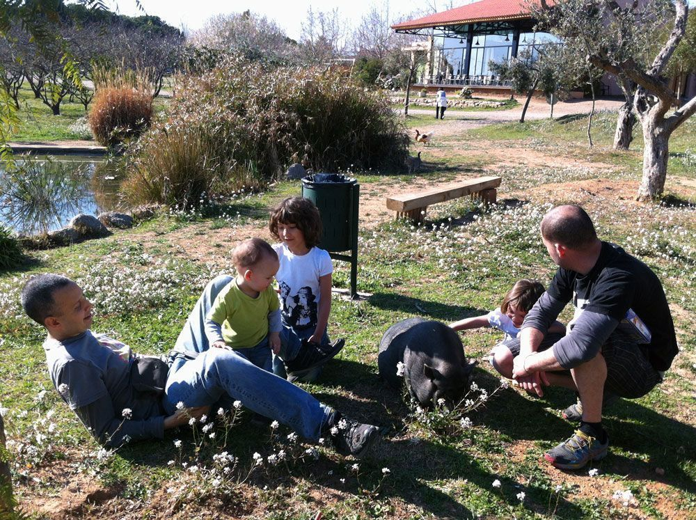 Ecocamp Vinyols. Camping familiar y ecológico