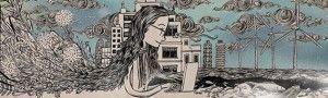 La ilustración de La ecocosmopolita para Ramón París