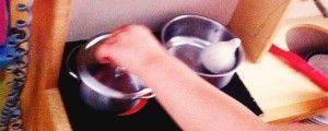 Una imagen de la cocina, donde gastamos tanta energía