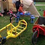Bullitts y nuestro campamento
