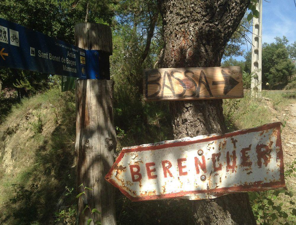 Dirección-Bassa-Vilagonella