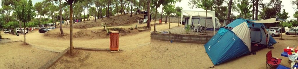 Camping Benelux, Costa brava con niños