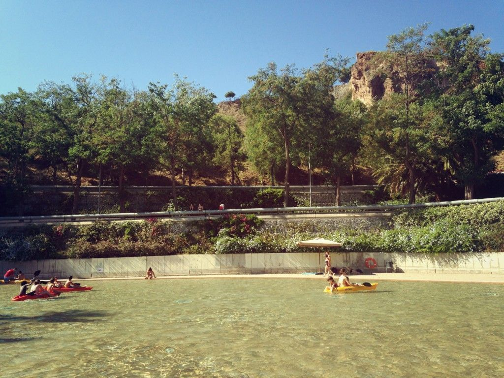 El parc de la creueta del coll