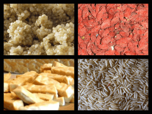 Alimentos ecológicos pero kilométricos
