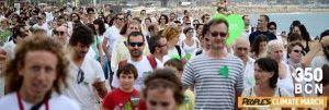 Peoples CLimate March, por el Cambio Climático
