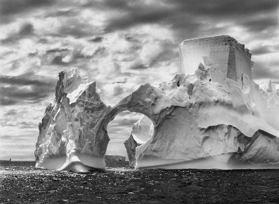 Icerberg por Sebastiao Salgado