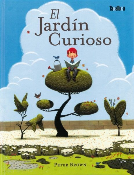 el jardin curioso Libros infantiles sostenibilidad