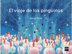 el viaje de los pinguinos. literatura