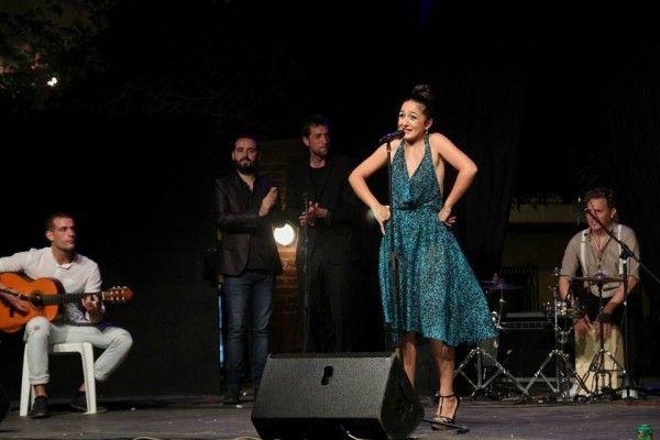 Carmen Doraa, música ecológica
