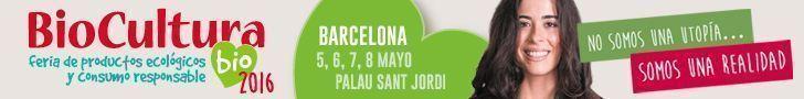 Biocultura Barcelona 2016