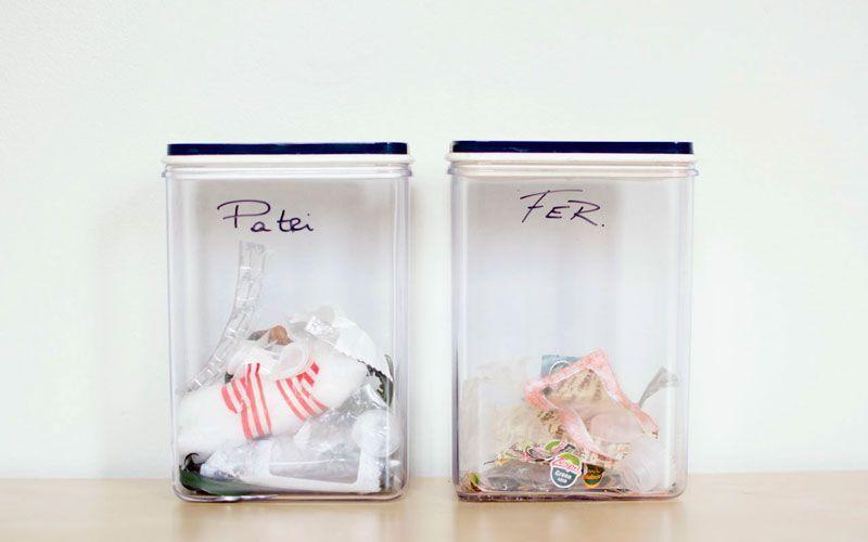Sin residuos plásticos.