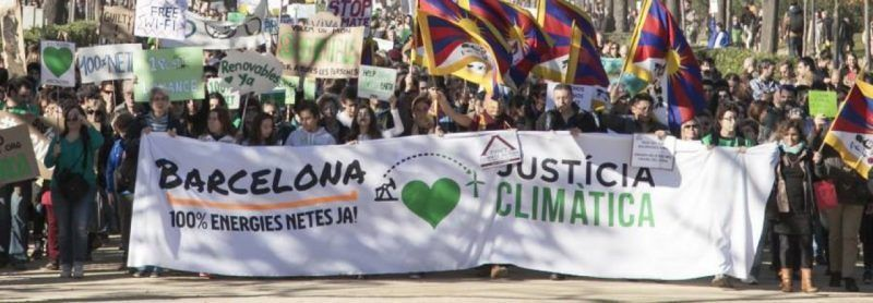 Marcha mundial por el clima