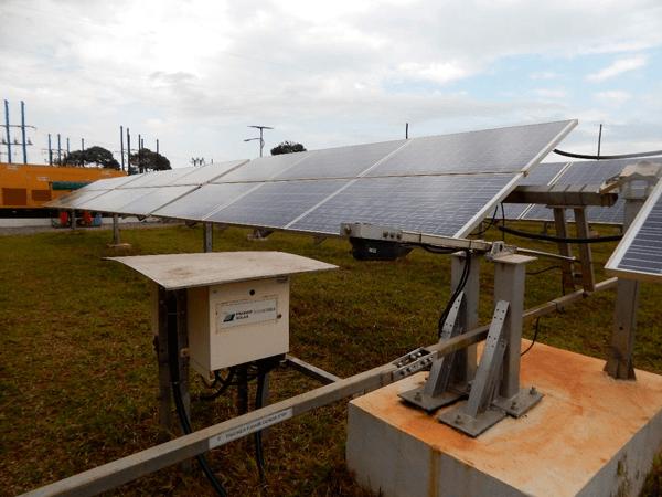 Sistema automatizado de seguimiento solar en la planta hibrida de Bukuzindu
