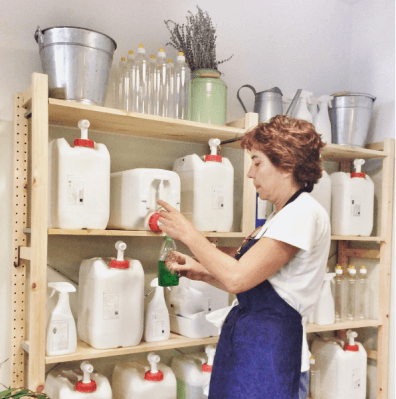 detergentes zero waste - sin residuos