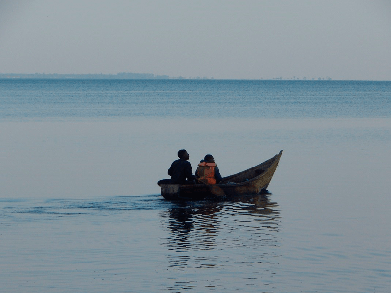Pesca artesanal lago Victoria, Uganda