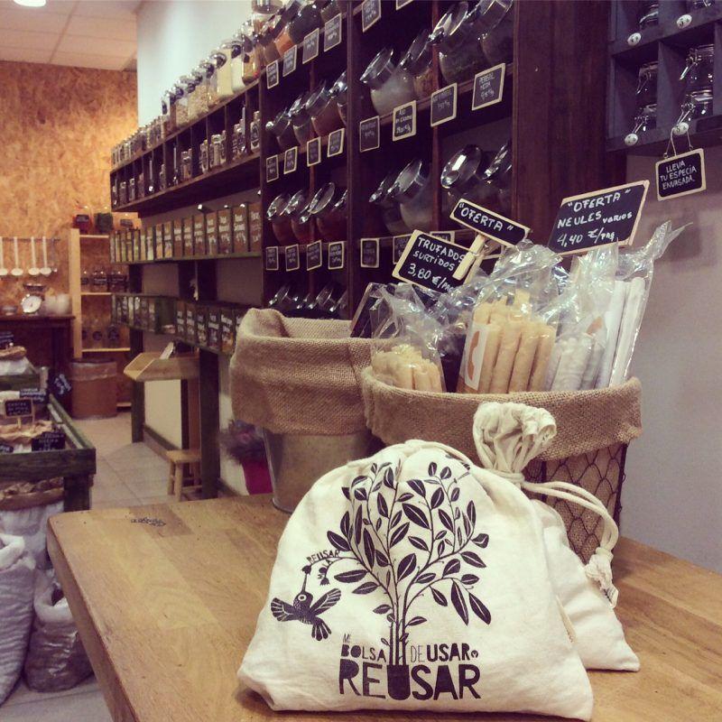 Casa García, tienda para comprar a granel sin residuos