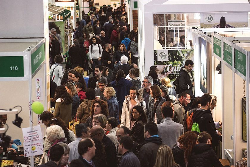 Biocultura Barcelona 2017, la feria de productos ecológicos más grande de España