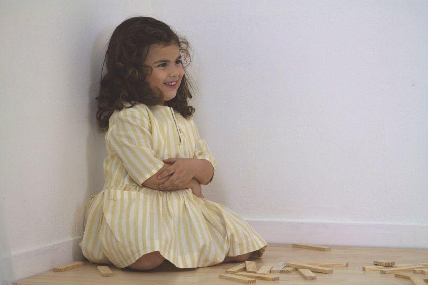 Mimico, moda sostenible para niños hecha en España