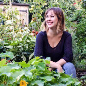 Marta Rosique, de Plantea en verde