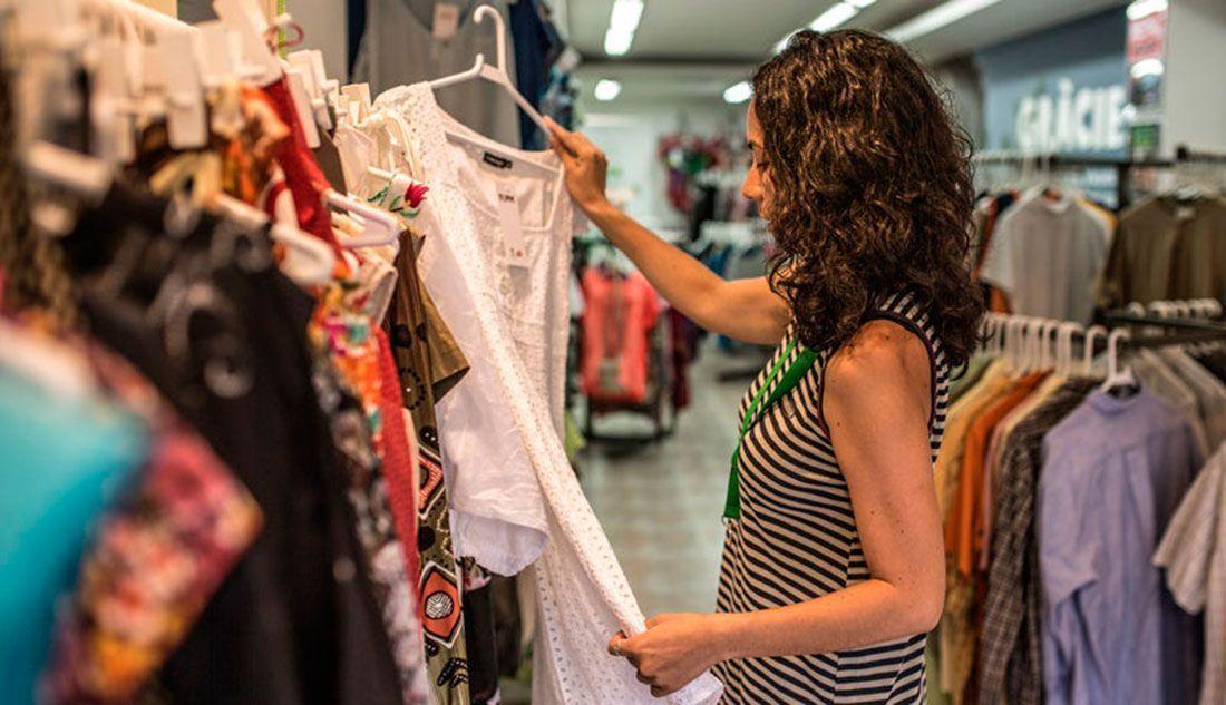 Tiendas de segunda oportunidad Oxfam Intermon, para reducir residuos textiles