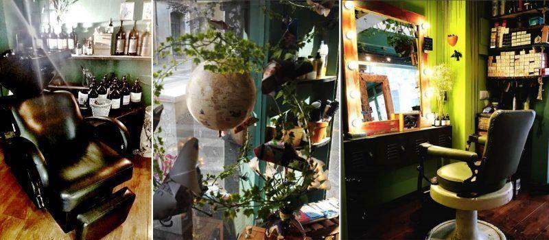 alone peluquería ecológica en Barcelona