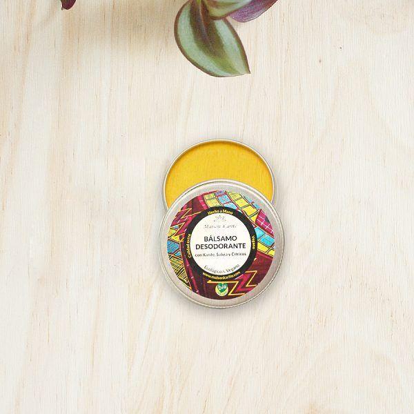 desodorante natural sin plástico