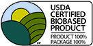 Certificado de compostabilidad. Papel absorbente reutilizable