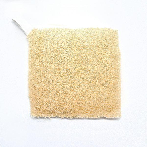 Esponja vegetal para la ducha