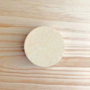 Champú sólido Jade - cabellos grasos y finos