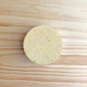 Champú sólido para cuero cabelludo sensible y niños