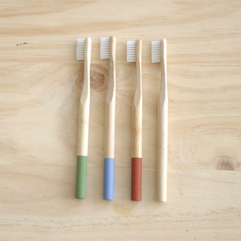 pack cepillos de dientes de bambú Hydrophil