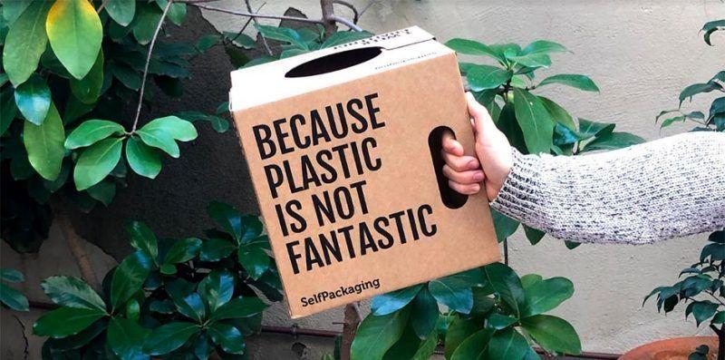 Plastic is not fantastic. reto, 4 semanas sin plástico