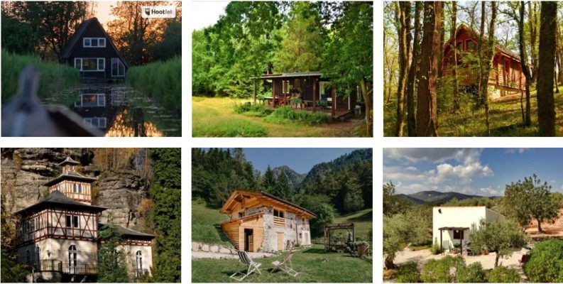 Alquiler de casa rural Alquiler de casa rural Naturehouse