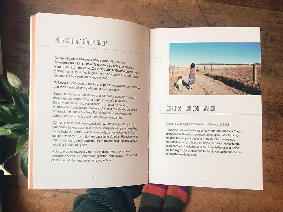 Libro Residuo cero comienza a restar desde casa de Yve Ramírez