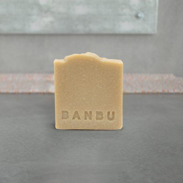 Jabón en pastilla para piel normal a seca