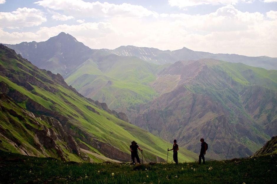 Planes de turismo sostenible en Irán