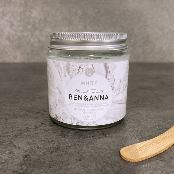 Pasta de dientes sin plástico Ben & Anna