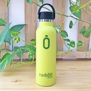 Botella termica Runbott lima 600m