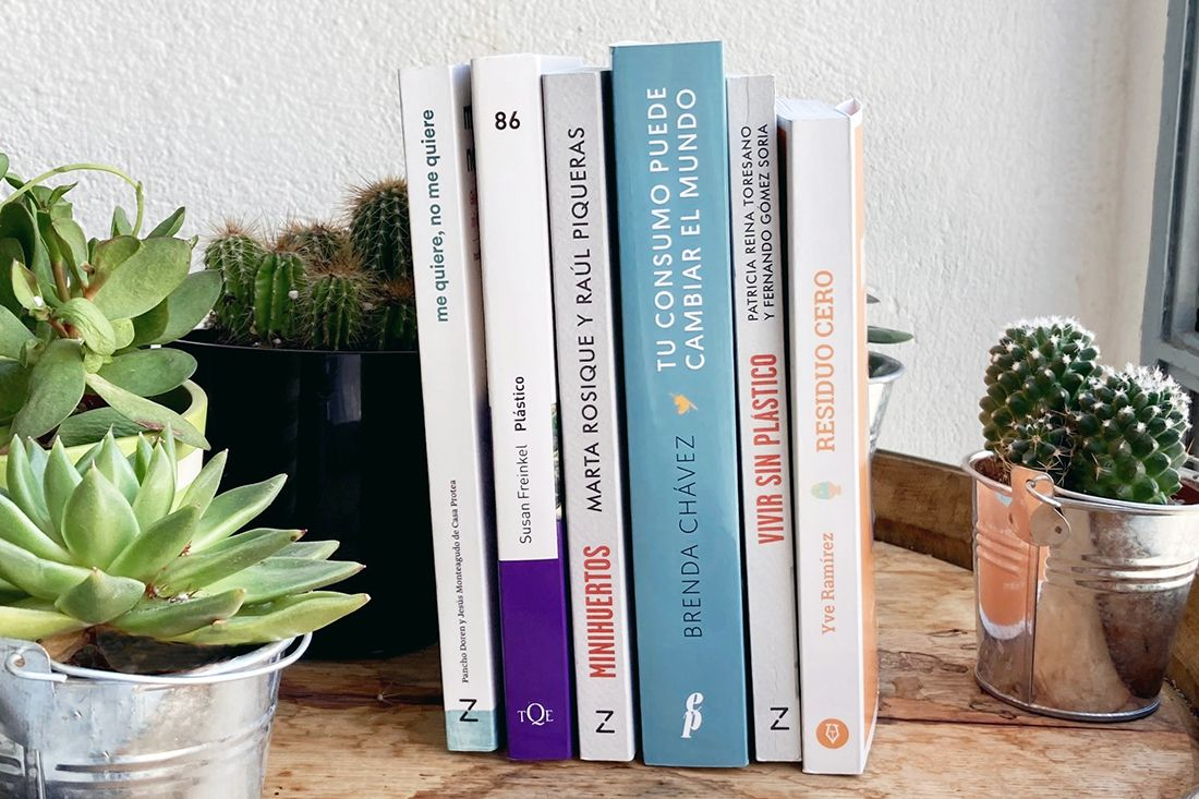 Libros de sostenibilidad y medio ambiente