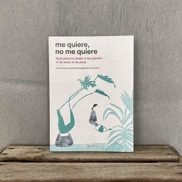 Libro Me quiere, no me quiere, por PANCHO DORENJESUS MONTEAGUDO de Casa Protea