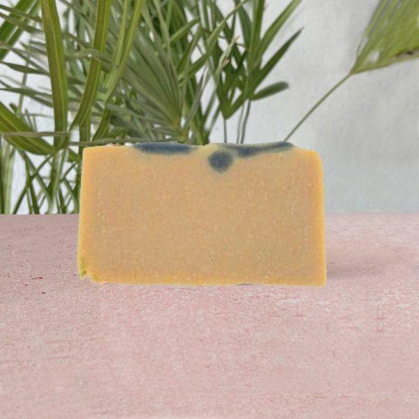 jabón natural para piel sensible Europa. Jazín y Azahar
