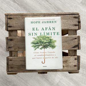 el afán sin límites. Libro de Hope Jahren
