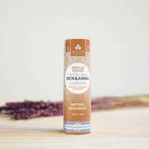 Desodorante Vanilla Orchild de Ben & Anna